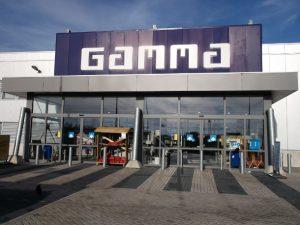 Gamma winkelfolder