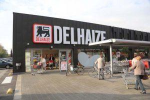 Delhaize winkelfolder