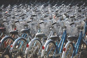 Itek fietsen