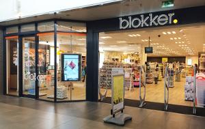 Nieuwe Blokker Winkel